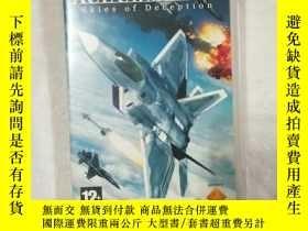 二手書博民逛書店ACE罕見COMBATX Skies of Deception(