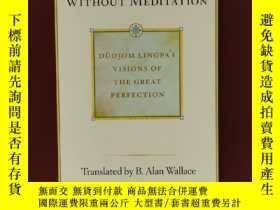 二手書博民逛書店Buddhahood罕見without Meditation by Dudjom Lingpa, Sera Kha