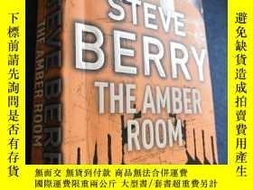 二手書博民逛書店STEVE罕見BERRY THE AMBER ROOMY223356