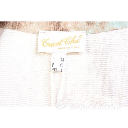 Tucat Chic 異材質拼接亮片外套(駝/綠色) 0510287-10