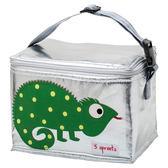 【原廠公司貨】加拿大3 Sprouts 午餐袋/母乳保冷/保溫袋-小蜥蜴