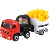 TOMICA 多美小汽車 NO﹒55 ISUZU GIGA FRIED POTATO CAR