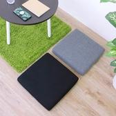 【頂堅】寬42公分-厚型沙發(織布椅面)和室坐墊(二色)-加贈防滑腳墊灰色