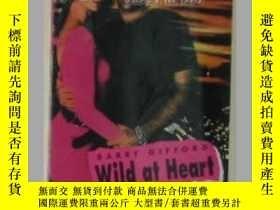 二手書博民逛書店原版英文書《罕見Wild at Heart 》by Barry