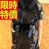 後背包-唯美日系迷人皮革情侶款雙肩包-59ab18【巴黎精品】