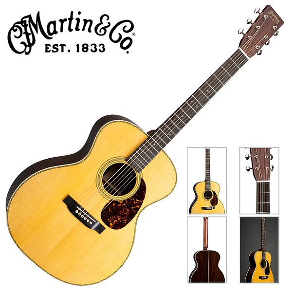 Martin GP-28E 嚴選東印度紅木電木吉他 - 拾音器Fishman® Aura VT Enhance 或 LR Baggs Anthem
