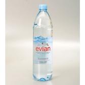 法國【Evian】天然礦泉水 1250毫升
