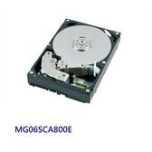 TOSHIBA 企業用級內裝硬碟 【MG06SCA800E】 8TB 3.5吋 SAS 3 7200轉 新風尚潮流