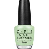 OPI 輕柔光彩粉嫩 薄荷香氣 指甲油 NLT72 T72