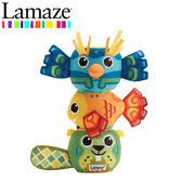 正版進口 Lamaze 拉梅茲 可愛動物磁力疊疊樂 嬰幼兒玩具 玩具