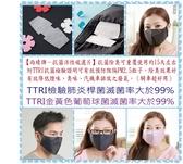 【雨晴牌-抗菌活性碳濾片】TTRI檢驗抗菌報告可搭配布口罩升級抗菌口罩 買20片送抛棄式口罩*5片