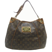 LOUIS VUITTON LV 路易威登 原花肩背包 南瓜包 Galliera PM M56382 【BRAND OFF】
