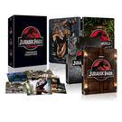 侏儸紀公園 1-3 BD 限量鐵盒 Jurassic Park Ultimate Trilogy Steelbook