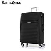 ↘6折 Samsonite 新秀麗【ELDON HJ7】28吋行李箱 可擴充大容量 雙軌飛機輪 輕量 布面 TSA鎖 (多色)