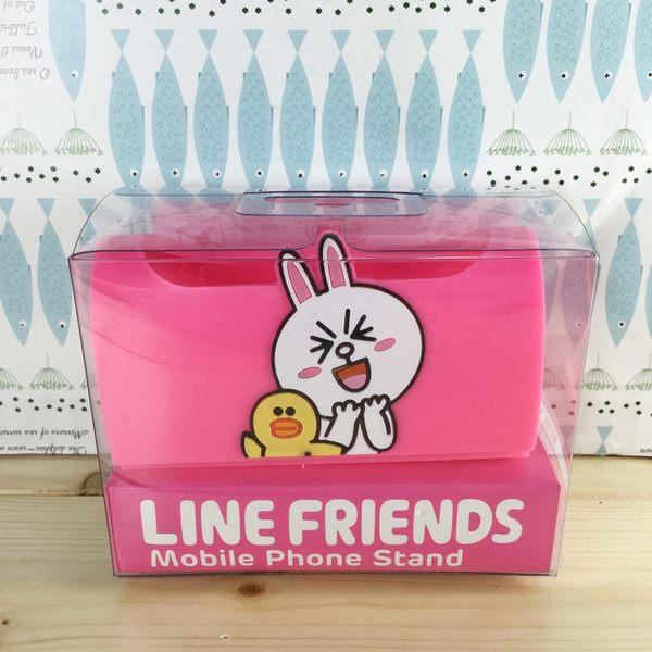 【震撼精品百貨】LINE FRIENDS_兔兔、熊大~手機架-兔兔圖案