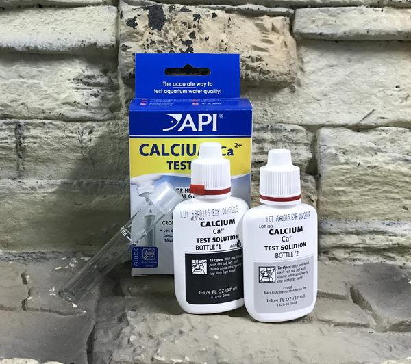 【西高地水族坊】美國魚博士API CA鈣測試劑