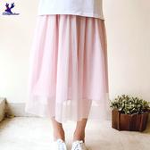 【春夏新品】American Bluedeer -神秘黑紫紗裙 二色 春秋新款