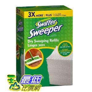 [美國直購 ShopUSA]  Swiffer Sweeper Dry Cloth Refill 48 Count Box $1029