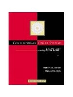 二手書《Contemporary Linear Systems Using MATLAB (Pws Bookware Companion Series.)》 R2Y ISBN:0534371728