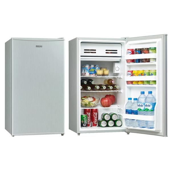 免運費 SAMPO聲寶 95公升 單門小冰箱 SR-A10