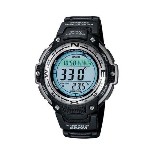 CASIO 潮流雙重感應運動錶/SGW-100-1VDF
