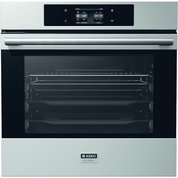 ASKO 瑞典賽寧 Pro系列73公升嵌入式熱自解烤箱 OP8676S