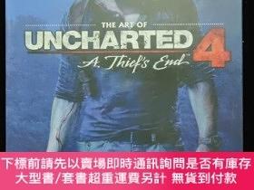 二手書博民逛書店The罕見Art of Uncharted 4 (英語) 精裝Y28373 Naughty Dog Dark