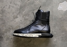 歐美 高端訂製鞋 真皮  長筒 靴  BG