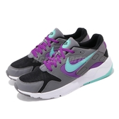 Nike 休閒鞋 LD Victory GS 灰 紫 女鞋 大童鞋 運動鞋 【PUMP306】 AT5604-006