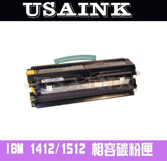 USAINK ~IBM InfoPrint 1412 / 1512 黑色環保碳粉匣 75P/5711