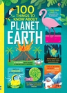 100 Things To Know About Planet Earth 地球的100個知識書