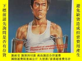 二手書博民逛書店BRUCE罕見LEE,S NUNCHAKU IN ACTION