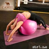 瑜伽球  加厚防爆初學者大球健身球 igo 「潔思米」