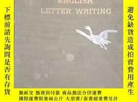 二手書博民逛書店民國舊書:KEY罕見TO ENGLISH LETTER WRIT