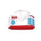 NUK 新 加厚型柔濕巾(80抽)/箱購[衛立兒生活館]