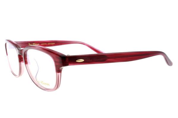 PAUL HUEMAN 光學眼鏡 PHF646A C06 (紅) 平光鏡框 # 金橘眼鏡