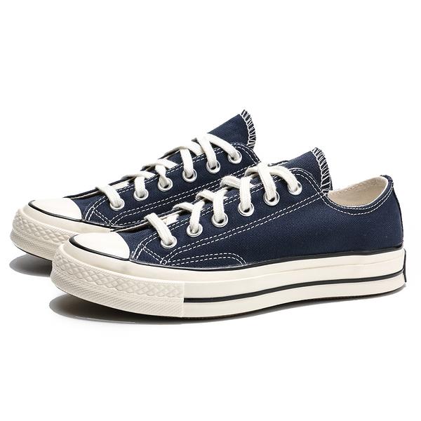 CONVERSE CHUCK TAYLOR ALL STAR 1970 70S 海軍藍 帆布鞋 低筒 男女 (布魯克林) 164950C