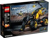 樂高LEGO TECHNIC Volvo 概念輪式裝載機 ZEUX 42081 TOYeGO 玩具e哥