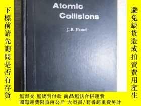二手書博民逛書店Physics罕見of atomic collisions原子碰