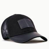 A/X 阿瑪尼標誌黑色帽子