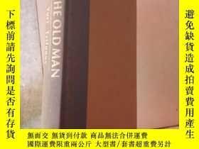 二手書博民逛書店THE罕見OLD MAN YURI TRIFONOV【精裝本】Y