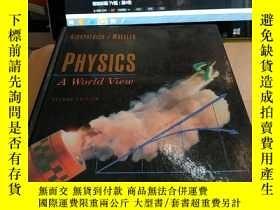 二手書博民逛書店PHYSICS罕見A World ViewY4211 ISBN:9780030006029 出版1992