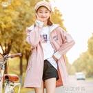 女童秋裝外套2019新款上衣中大童女孩春秋季風衣學生兒童韓版洋氣【小艾新品】