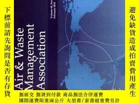 二手書博民逛書店Journal罕見of the Air & Waste Management Association 02 201