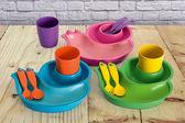 【Let's  Go Eco】蝸牛造型兒童餐具六件組