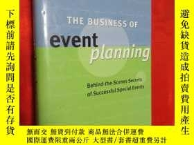 二手書博民逛書店The罕見Business of Event Planning: