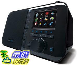 [103美國直購] Grace 數字音樂 Digital Music Player with 3.5-Inch Color Display (GDI-IRC6000 Black