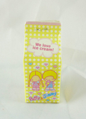 【震撼精品百貨】彼得&吉米Patty & Jimmy~造型橡皮擦『小紙盒裝』