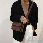 斜背包 高級感包包女2020新款潮時尚復古小方包百搭大氣單肩包斜挎包 HD