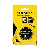 Stanley 8M白尺帶系列硬殼捲尺
